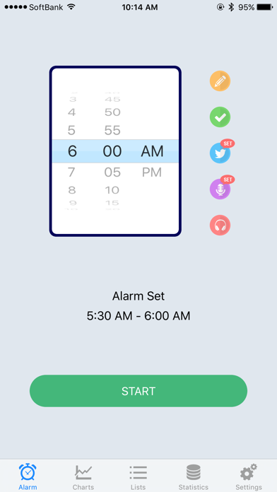 Sleep Meister - Sleep Cycle Alarm screenshot