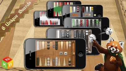 Backgammon Masters Screenshots