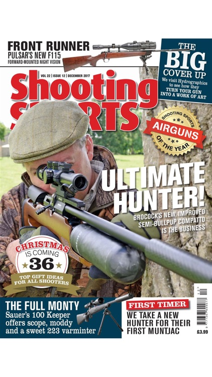 Shooting Sports Magazine – your specialist guide to airguns and firearms