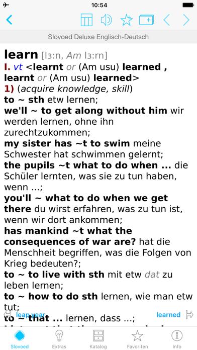 Englisch <> Deutsch Wörterbuchのおすすめ画像1