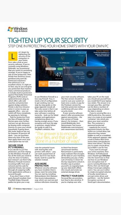 Windows Help & Advice screenshot-7