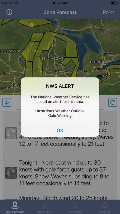 Great Lakes Boating Weather screenshot-7
