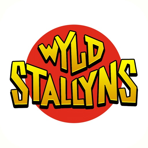 Bill and Ted's Wyld Stallyns icon