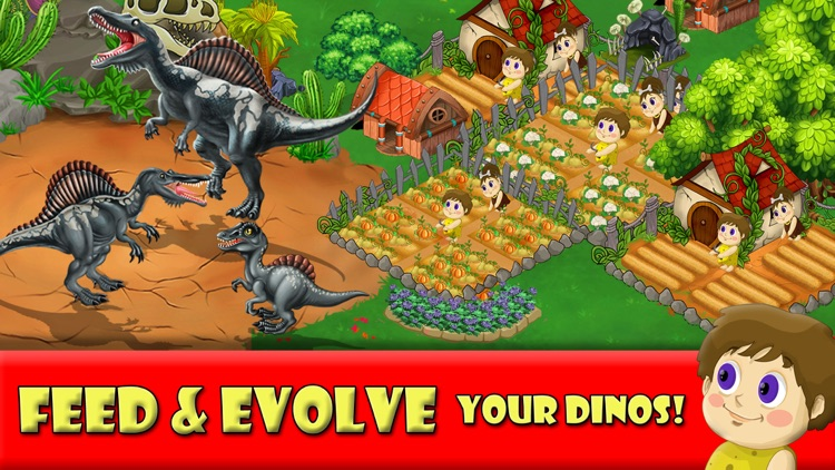 DINO WORLD -Jurassic Idle game screenshot-3