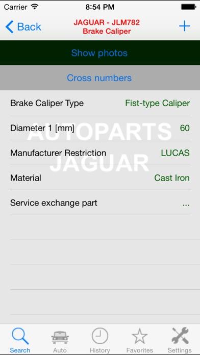 Autoparts For Jaguar review screenshots