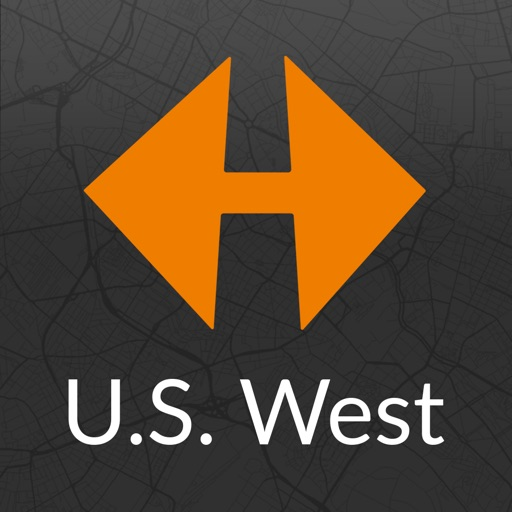 NAVIGON U.S. West