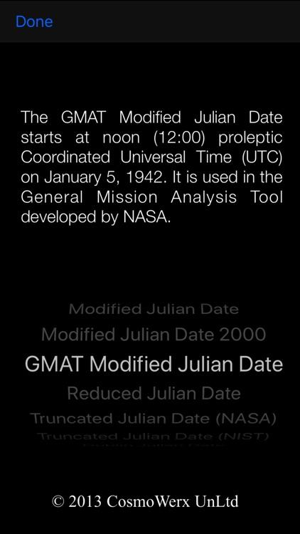 Julian Date Calculator