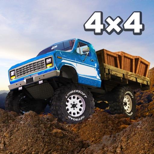 4x4 Грузовоз: Симулятор доставки грузов вне дорог