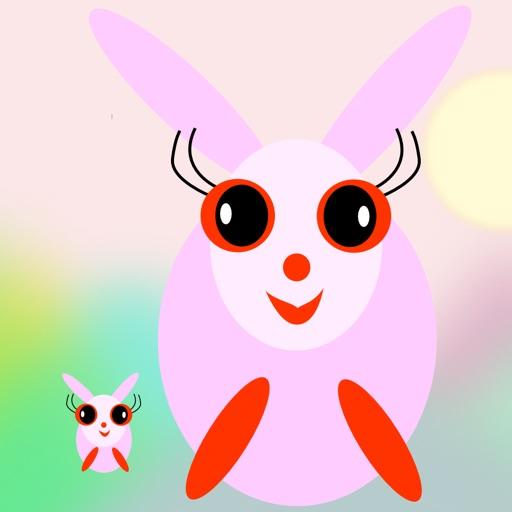 Run Bunny Home Kids