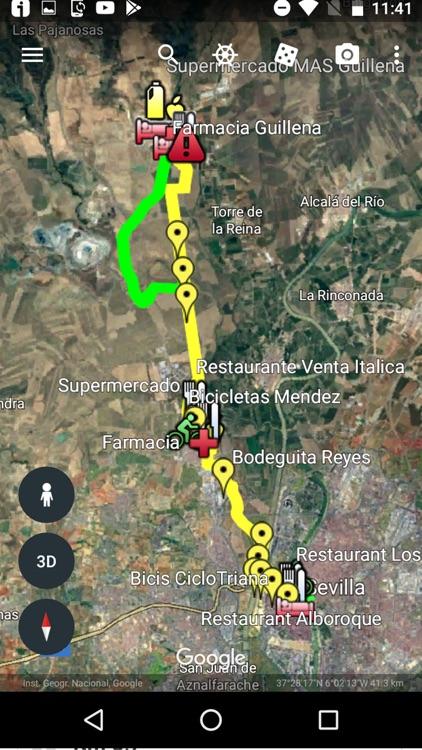 Via de la Plata BASIC screenshot-3