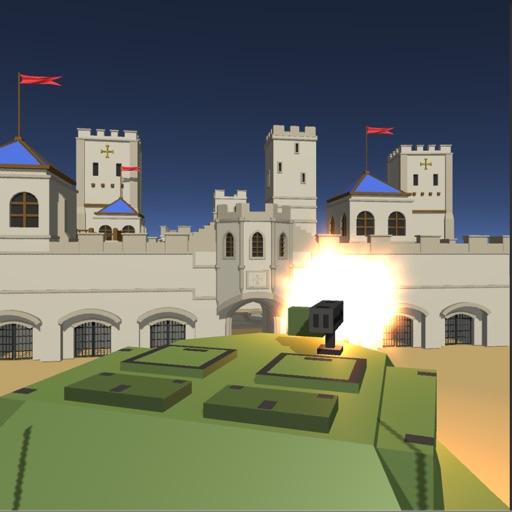 Castle Combat Defense iOS App