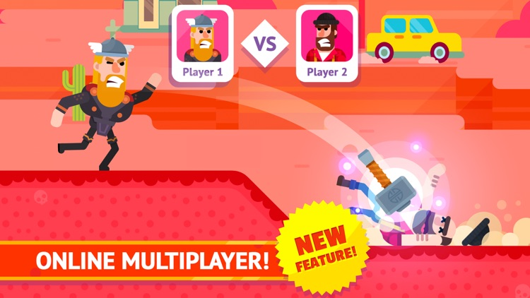 Bowmasters - Multiplayer Game screenshot-0
