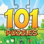 101种儿童拼图游戏 icon