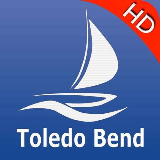 Toledo Bend Nautical Chart Pro