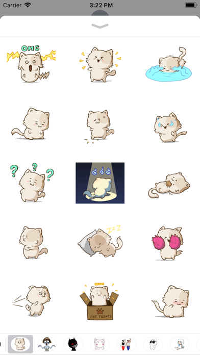 Catmoji Animated screenshot one