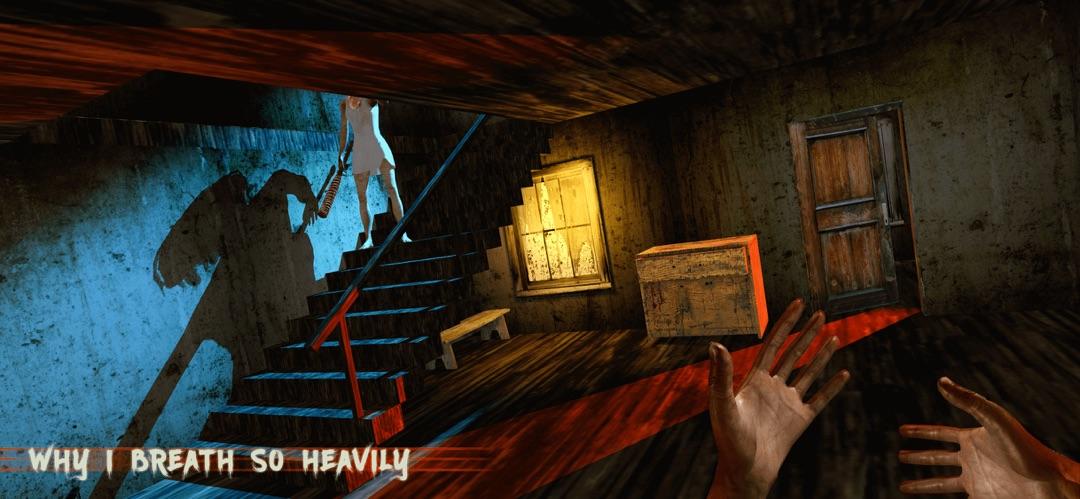 granny online horror game