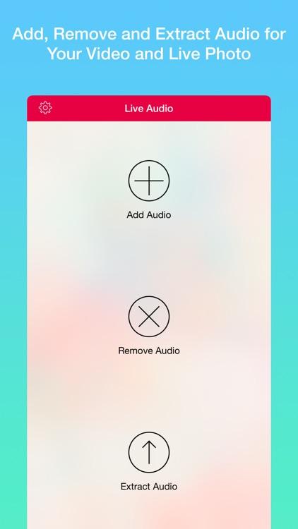 Audio Tool for Video screenshot-0