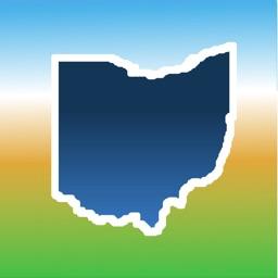 Aqua Map Ohio Lakes GPS