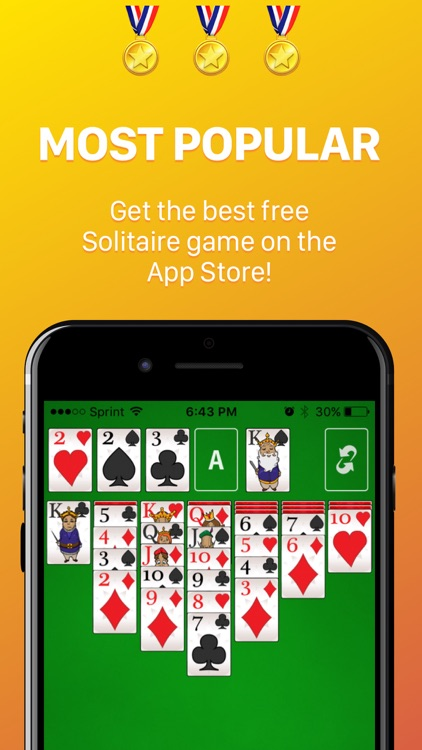 Solitaire Classic :) screenshot-1