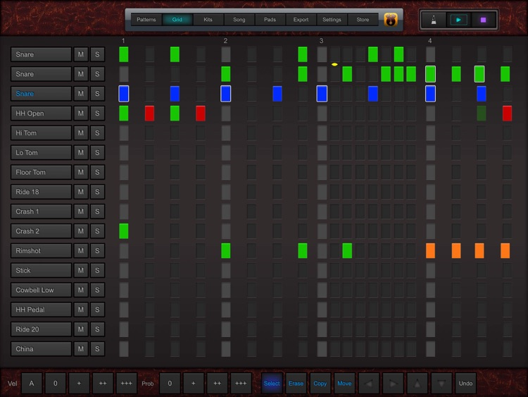 DrumPerfect Pro screenshot-1