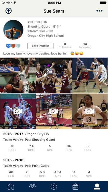The Circuit - High School Sports Social Media screenshot-4
