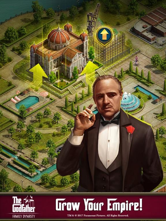 The Godfather Game для iPad