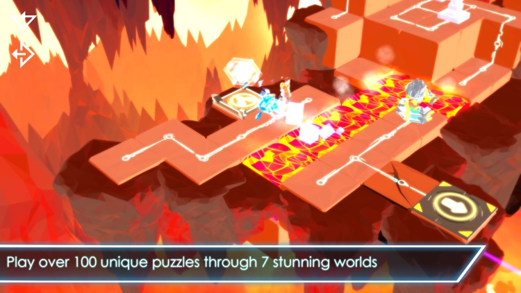 Eden Renaissance - A Beautiful Puzzle Adventure screenshot-0