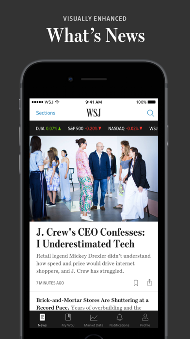 download The Wall Street Journal. apps 4