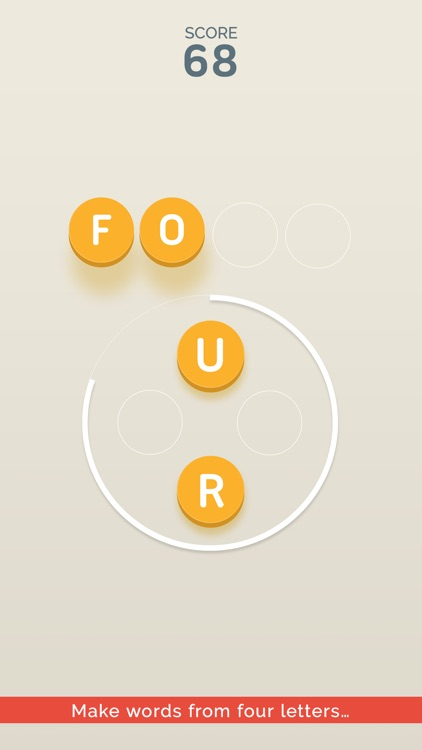 Four Letters screenshot-0