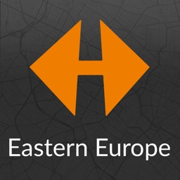 NAVIGON Eastern Europe Apple Watch App
