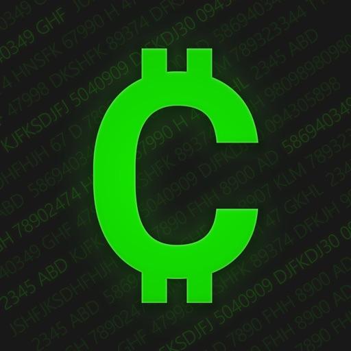 Coin Gamma - Bitcoin Tracker iOS App