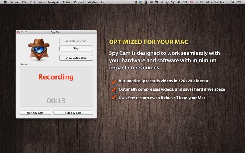 Spy Cam скриншот программы 3
