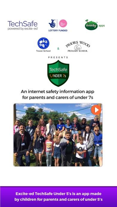 Screen Shot TechSafe - Under 7s 0