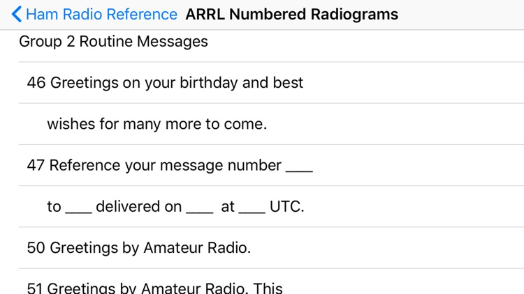 Ham Radio Reference screenshot-6