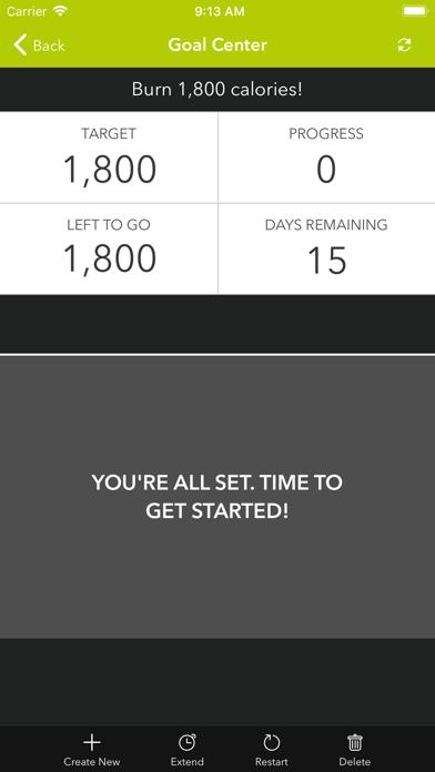 More Fitness screenshot four