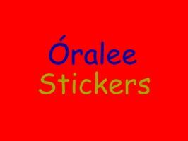 Óralee Stickers