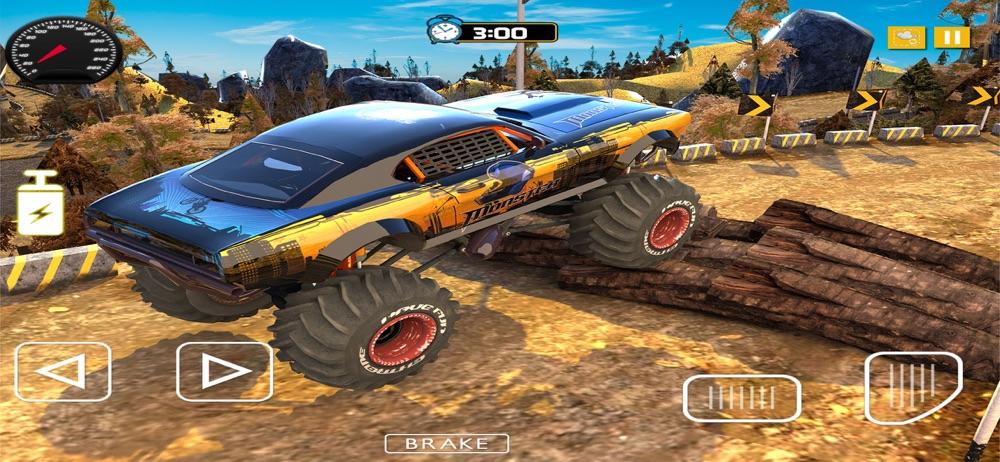 Monster Truck: Lets Go Offroad hack tool
