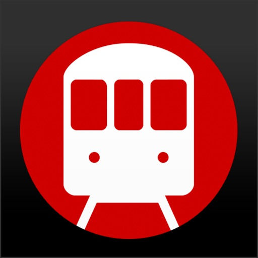New York Subway - MTA map and route planner app logo
