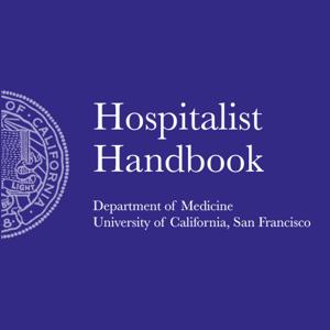 Hospitalist Handbook app