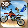 Crazy Motorcycle Stunt Ride simulator 3D – Perform Extreme Driver Stunts with Motor Bike on Dirt