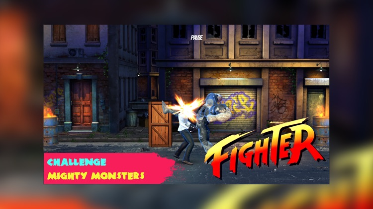 King Of Streets : Brutal Fight screenshot-3