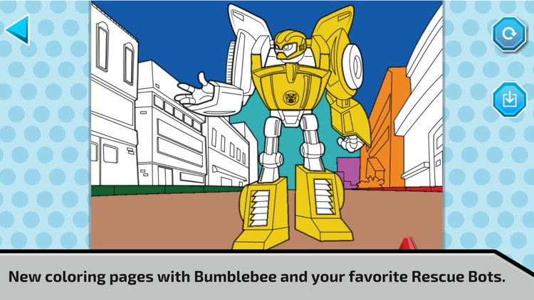 Transformers Rescue Bots screenshot-5