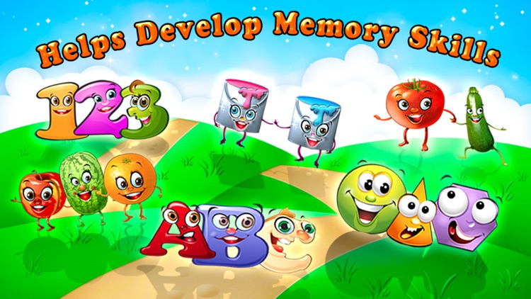 Memory Match & Learn screenshot-1