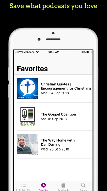 Bible Daily Pod
