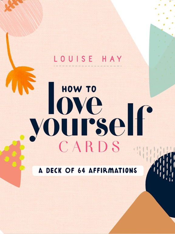 How to Love Yourself Cards screenshot 6