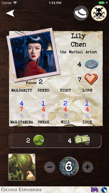 Assistant for Arkham Horror screenshot-5
