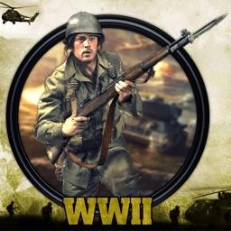 WW2 Line of Heroes: FPS Game