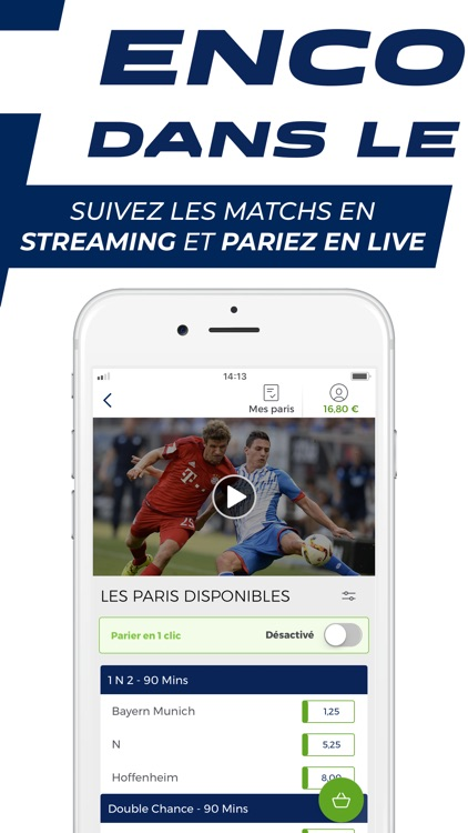 ParionsSport En Ligne® screenshot-1