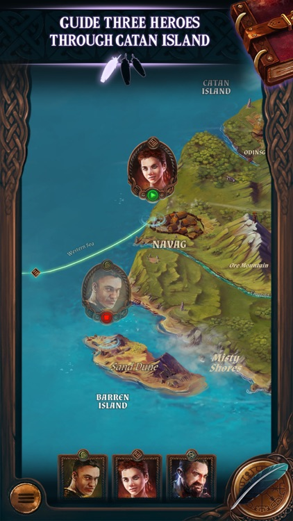 Catan Stories screenshot-3