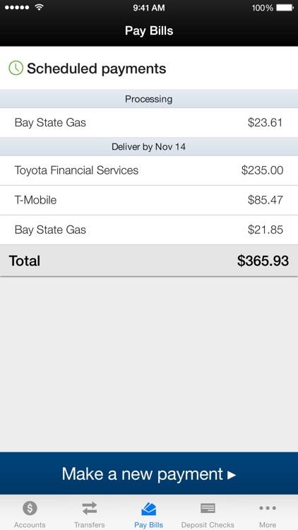 Reliant Community Credit Union screenshot-3